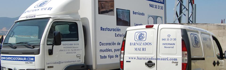 INAUGURACIÓN DE BARNIZADOS MAURI HACE 25 AÑOS